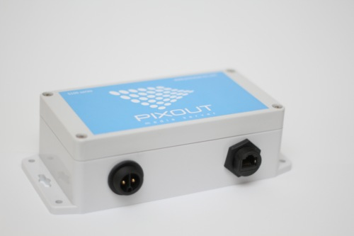 Pixout Outdoor lighting controller image
